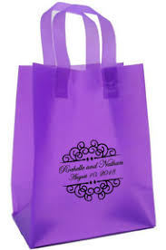 purple gift bags wedding weekend gift bags and welcome to our wedding gift bags