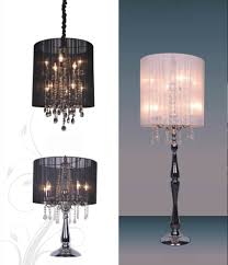 Crystal Table Lamps Crystal Chandelier Table Lamp Chandelier Models
