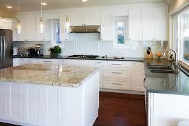 Cinnamon Shaker Kitchen Cabinets White Shaker Pre Assembled Kitchen Cabinets