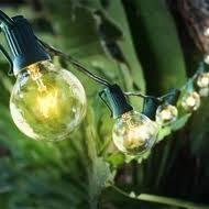 White Paper Lantern String Lights by 12