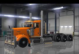 kenworth w900 parts kenworth w900 tri drive v3 0 by bu5ted mod euro truck simulator 2