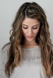Einfache Frisuren Lange Wellige Haare by Herbst Frisuren Lange Haare Gewellt Helle Nuance Coiffures