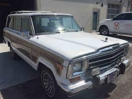1969 jeep wagoneer 1991 jeep wagoneer for sale classiccars com cc 1021750