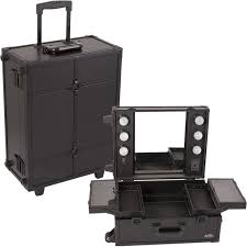 professional makeup storage 7 best professional makeup cosmetic travel cases images on