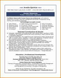 Resume Examples Download by Download Human Resources Resume Examples Haadyaooverbayresort Com