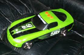 Dodge Viper Green - road rippers green dodge viper wheelie popper by toy state lights