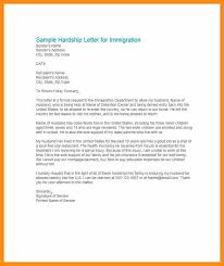 12 examples of hardship letters abstract sample