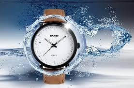 amazon com mens unique analog quartz waterproof business casual