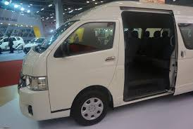 hiace toyota hiace to make official entry in 2015 team bhp