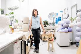 Museum For The Blind Artist Refuses To Let Blindness Derail Her Career The Carroll