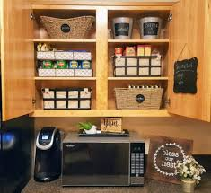 Kitchen Cabinet Makeovers - how to organize small kitchen cabinets my mini makeover of life