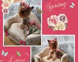 shabby chic dog ring holder images Shabby chic dog bed etsy jpg