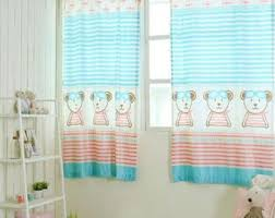 kids curtains etsy