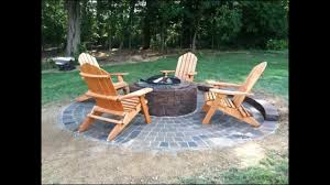 Small Firepit Small Patio Pit Landscape Construction Hanover Pa 17331