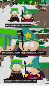 South Park Butters Meme - let s not forget even south park warned us lolz humor