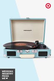 wedding registry electronics just for the record the crosley turntable is a great addition to