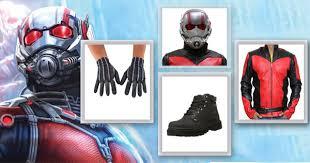 ant man costume easily