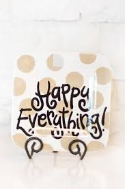 happy everything platter coton colors mini happy everything platter from kentucky by avenue