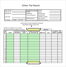 trip report template word trip report template 11 free word pdf documents