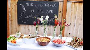 outdoor dinner party themed decorating ideas youtube