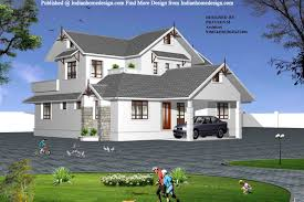 Home Design Plans 1600 Square Feet by Kerala Beautiful House