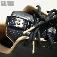 lonzo ball unveils his 495 u0027big baller brand u0027 signature shoe