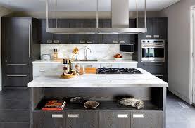 cuisine au milieu de la cuisine table de cuisine avec tiroir fonctionnalies milieu du