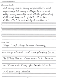 bunch ideas of 5th grade cursive worksheets about letter