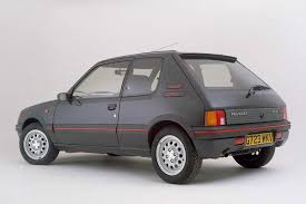 peugeot 205 peugeot 205 30th anniversary picture gallery pictures peugeot