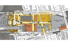 chicago union station floor plan amtrak announces ambitious eco plans for hok designed overhaul of