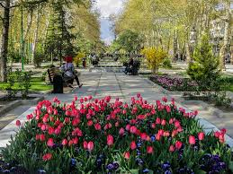 the 10 most beautiful parks and gardens in iran