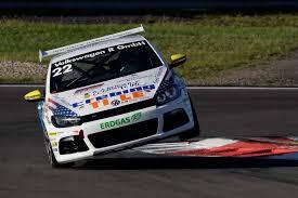 volkswagen scirocco r 2012 dennis trebing vw scirocco r cup nürburgring 2012 eurocar news