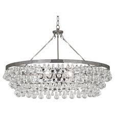 Robert Bling Chandelier Robert Lighting S1004 Bling Chandelier