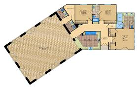 guest house floor plans 16538 mediterranean featured projects residential projects by
