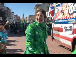 the annapolis st patrick u0027s day parade 2017 youtube