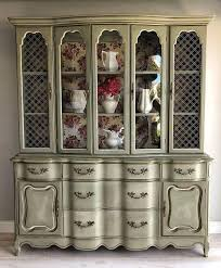 french country china cabinet for sale painted furniture french country farmhouse china cabinet chalk