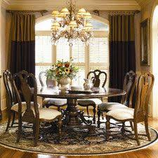 american drew jessica mcclintock boutique dining room collection