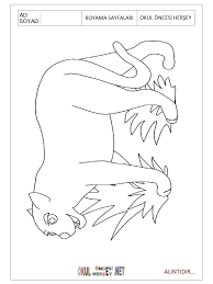 free printable jaguar coloring page for preschool preschool crafts