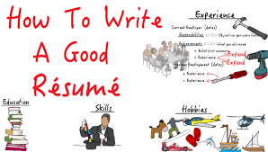how to write a résumé that stands out youtube