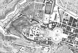 Vatican City Map The Power Of The Plan Drones And Architectural Photography