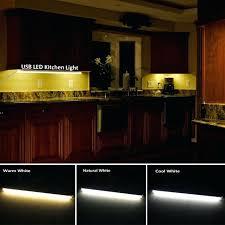 kitchen under cabinet lighting led outstanding led cabinet lighting led vs fluorescent under cabinet