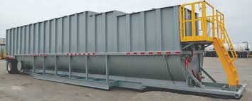 Smooth Wall Smooth Wall Rounded Bottom Frac Tanks Tanks Dragon Products