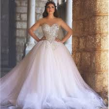 Aliexpress Com Buy Lamya Vintage Sweatheart Lace Bride Gown Compare Prices On White Dress Pearls Online Shopping Buy Low