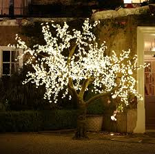 led tree illuminated decorative led tree by enchanted trees