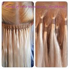 angel hair extensions houseofextensions on a selection of angel lock hair