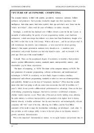 Personal Trainer Resume Example No Experience by Autonomic Computing Seminar Documentation