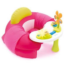 table d eveil avec siege smoby siège confortable avec table d activité pour bébé cotoons
