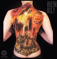 tattoo ideas zombie zombie apocalypse full back best tattoo design ideas