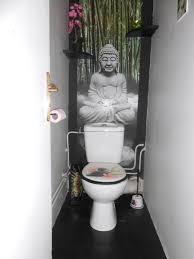 deco wc campagne wc zen maison décoration
