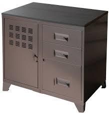 sous bureau fille meuble sous bureau caisson en metal hauteur de office sp